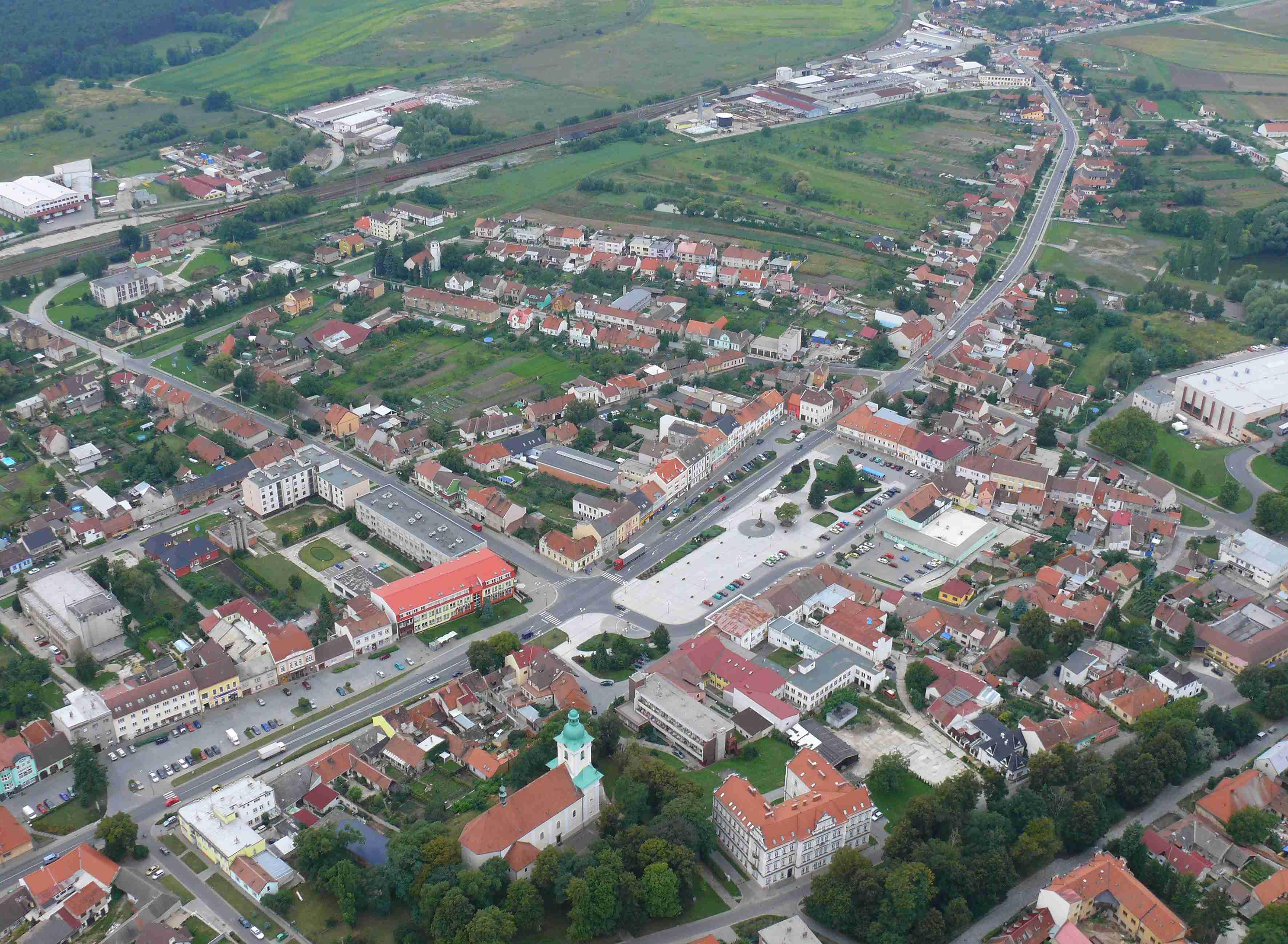 Aero Foto Bzenec
