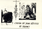 pohlednice - kostel