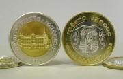 Pamětní mince 1000 let Města Bzenec