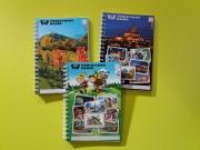 Deník na vizitky