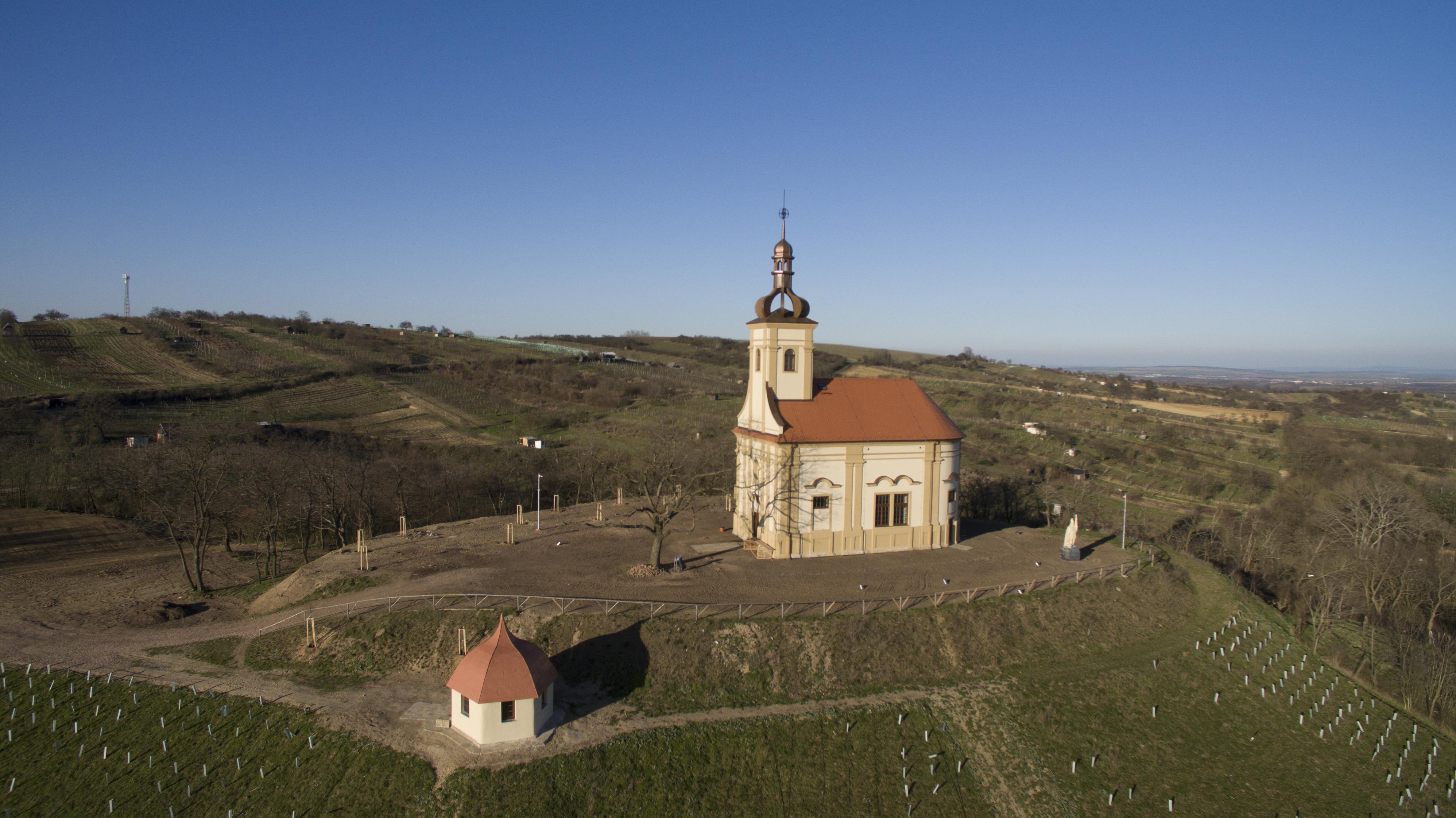 Kaple sv. Floriána a sv. Šebestiána