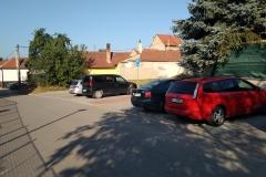 BZENEC - Parkovací stání u MŠ