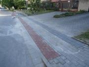 Projekt chodník ke hřbitovu