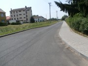 Projekt komunikace ul. Tyršova