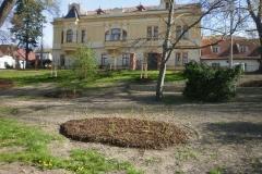 Revitalizace parku Horní náměstí
