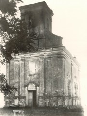 kaple v roce 1915