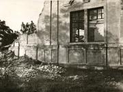 kaple v roce 1945