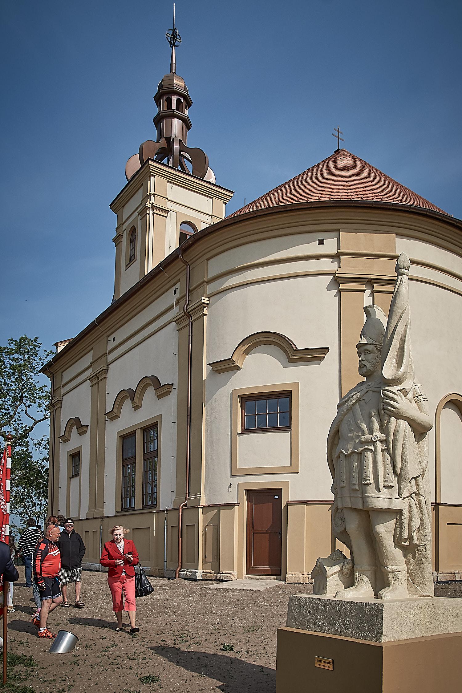 Slavnostní otevření kaple