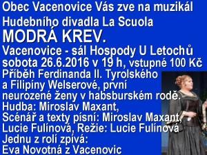 MODRÁ KREV