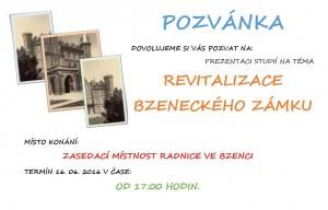 Pozvánka www a TKR