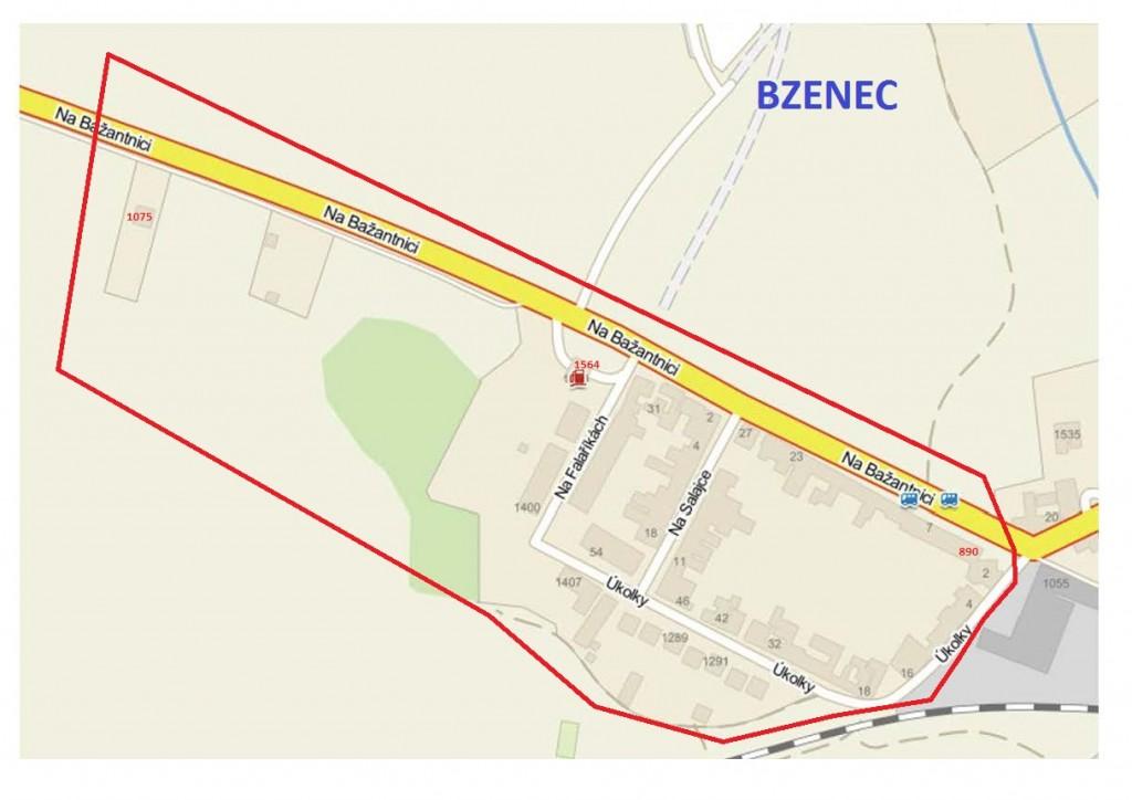 Bzenec TS U Benzinky 510790