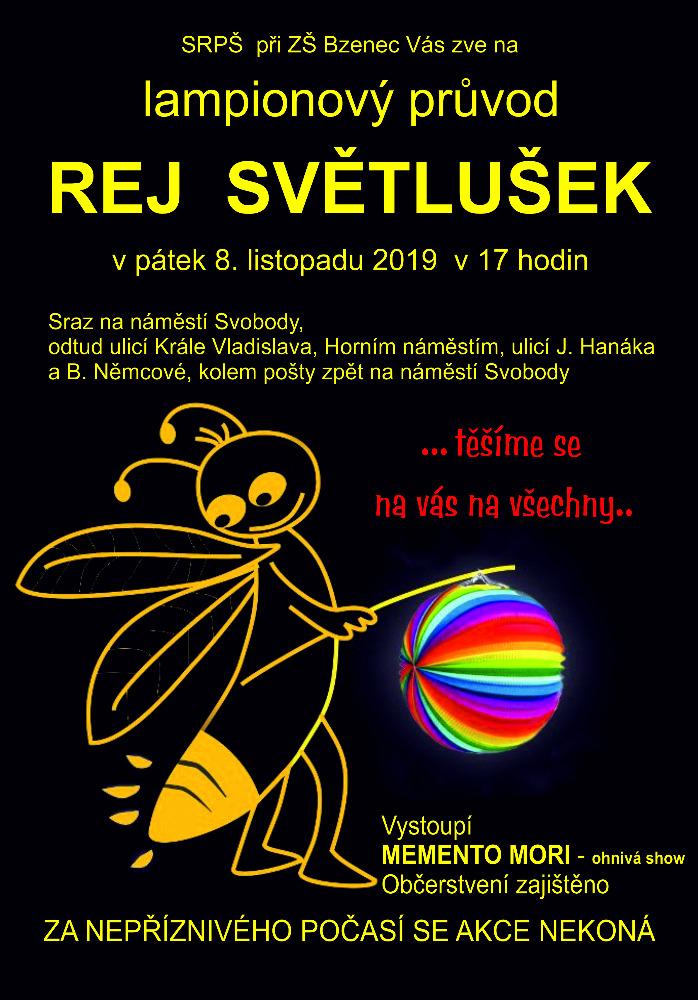 plakát Rej světlušek