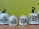 keramický zvonek, náprstek